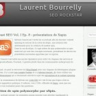 SEO Podcast with Laurent Bourrelly